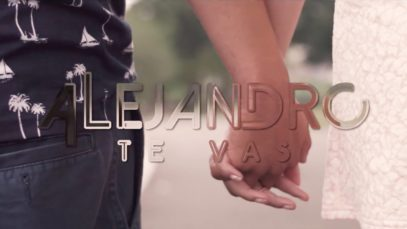 Alejandro Santos – Te Vas (Official Video)