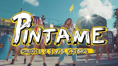 Gabriel & Elvis Crespo – Píntame (Official Video)