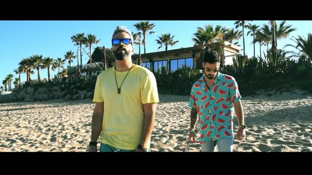 Daniel Santacruz & Mario Baro – Tropical (Official Video)