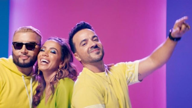 Alex Sensation Luis Fonsi Anitta – Pa lante version