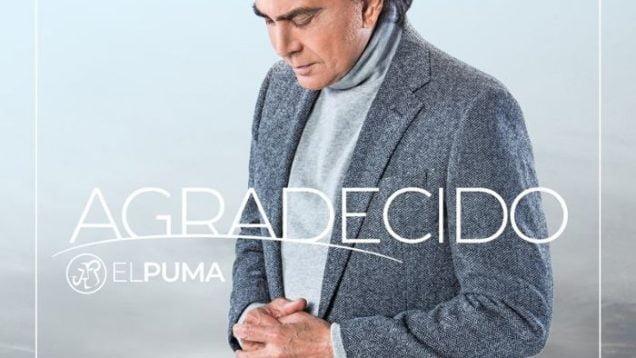 El Puma – Agradecido Cover