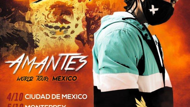 Esme Amantes Mexico Tour