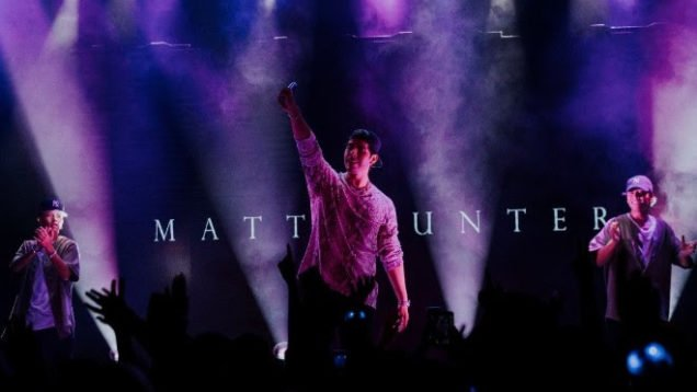 Matt Hunter New York