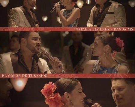 Natalia Jimenez – Banda MS – Color de tus ojos