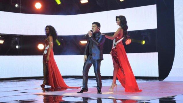 Tito El Bambino Miss Universo RD