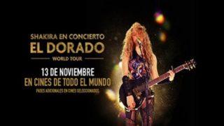 shakira EL Dorado Tour