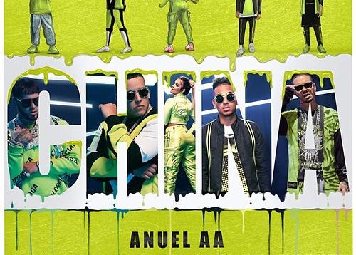 Anuel Ft. Daddy Yankee, Karol G, Ozuna & J Balvin – China