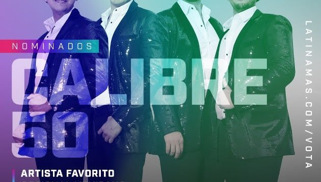 CALIBRE 50 LATIN AMERICAN MUSIC AWARDS 2019