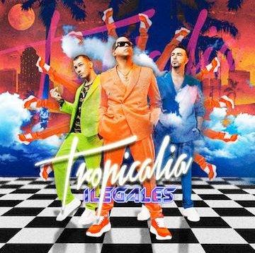 Ilegales en Latin Grammy