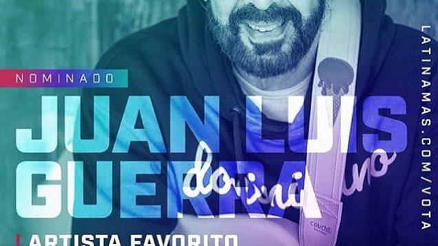 Juan Luis Guerra Latin American Awards