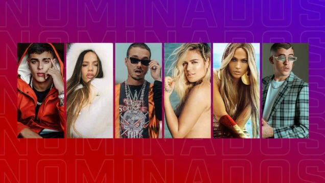 Lista de nominados Latin American Music Awards 2019