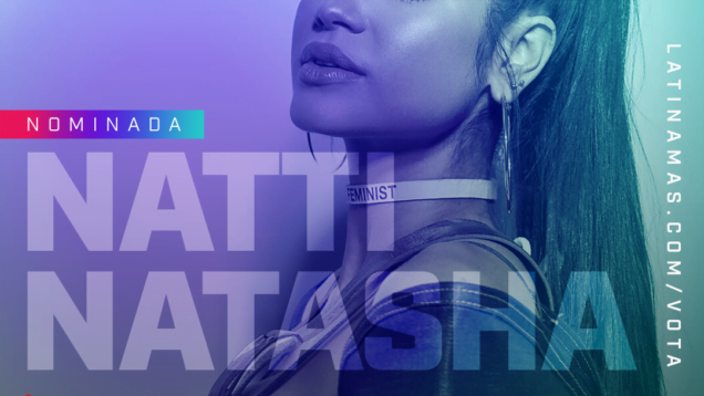 Natti Natasha Latin American Music Awards 2019