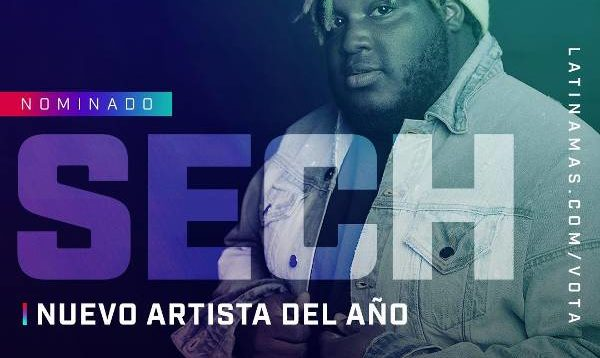Sech Latin American Music Award 2019