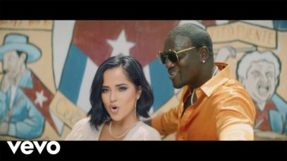Akon ft. Becky G – Como No (Official Music Video)