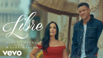 Diana Fuentes ft. Randy Malcom – Libre [Remix] (Official Video)