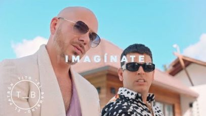 Tito EL Bambino Ft Pitbull & El Alfa – Imagínate (Official Video)