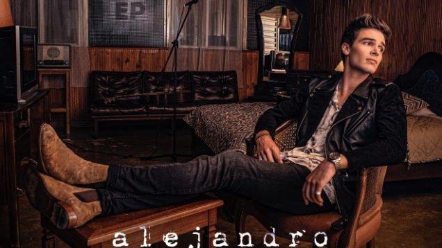 Alejandro Santamaria EP