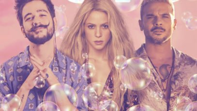 Camilo, Shakira & Pedro Capo – Tutu (Remix) Artwork