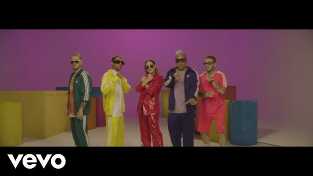 Danna Paola, Skinny Happy, Yera ft. Trapical – Polo A Tierra (Official Video)