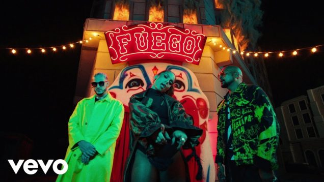 DJ Snake, Sean Paul, Anitta ft. Tainy – Fuego (Official Video)