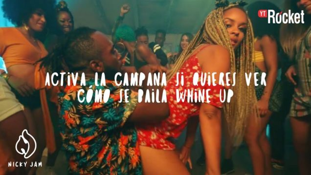 Nicky Jam x Anuel AA – Whine Up (Official Video)