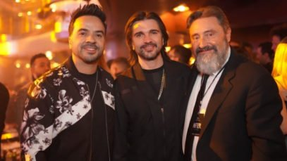 Celebridades After Party Universal Music