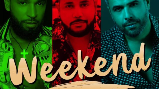 Henry Santos, Daniel Santacruz y Lirow – Weekend