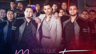 Luis Coronel y La Septima Banda – No es que me gustes
