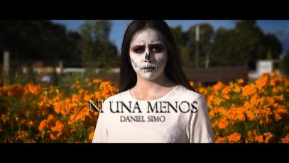 Daniel Simo – Ni Una Menos (Official Video)
