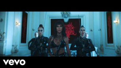 Greeicy – Aguardiente (Official Video)