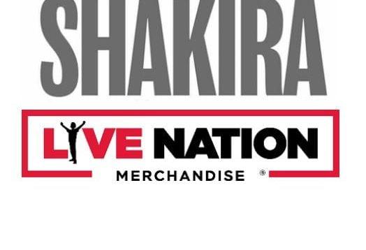 Shakira Live Nation