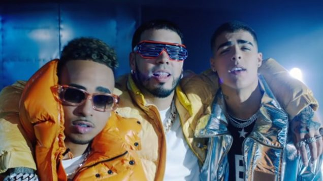 Lunay x Anuel AA x Ozuna – Aventura (Official Video)