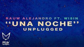 Rauw Alejandro Ft. Wisin – Una Noche (Unplugged Version)