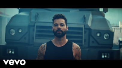 Ricky Martin – Tiburones (Official Video)