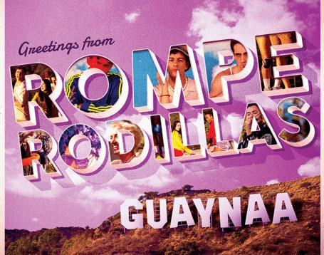 Guaynaa – Rompe Rodillas