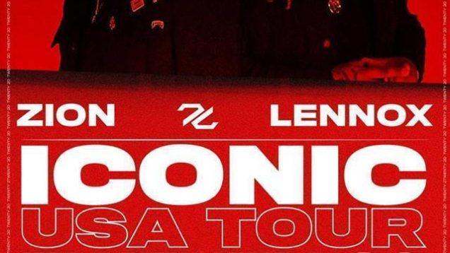 Zion Y Lennox – ICONIC USA TOUR