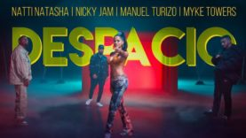 Natti Natasha, Nicky Jam, Manuel Turizo, Myke Towers – Despacio [Official Video]