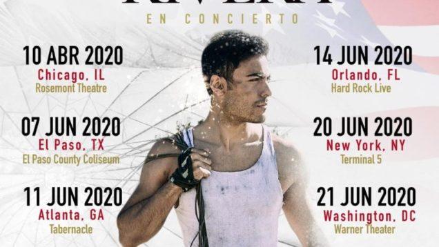 Carlos Rivera En Concierto