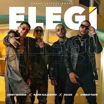 Rauw Alejandro, Dalex, Lenny Tavárez & Dímelo Flow – Elegi