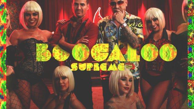 Víctor Manuelle & Wisin – Boogaloo Supreme