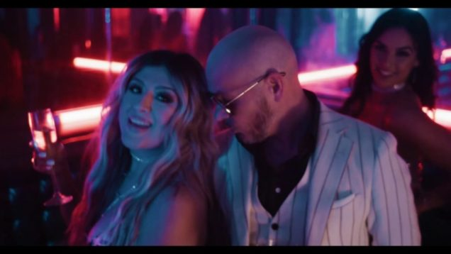Melanie Pfirrman – Suda feat. Pitbull and IAMCHINO (Official Video)