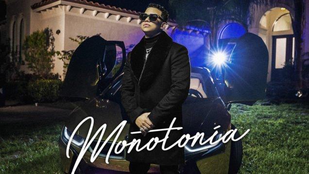 J Alvarez El Jonson – Monotonia