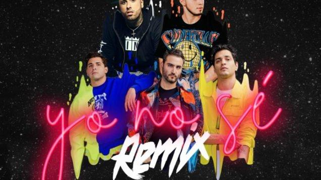 Mati Gómez X Nicky Jam X Reik – Yo No Sé (Remix)