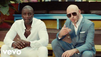 Akon ft. Pitbull – Te Quiero Amar (Official Video)