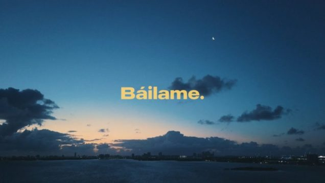 Danny Ocean – Báilame (Official Music Video)
