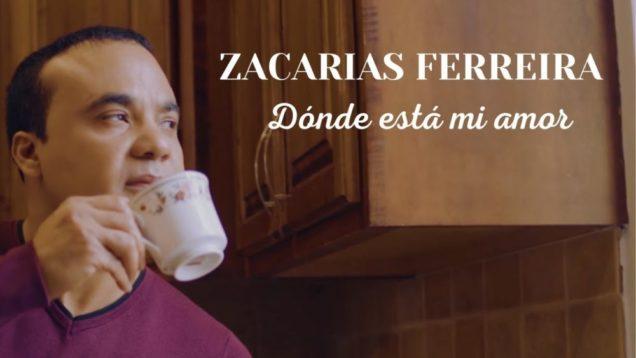 Zacarías Ferreira – Donde Esta Mi Amor (Bachata Video Oficial)