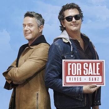 Carlos Vives Y Alejandro Sanz Anuncian Su Nuevo Sencillo For Sale