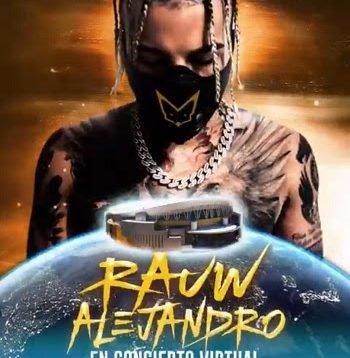 Rauw Alejandro – Concierto Virtual