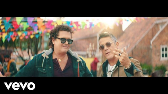 Carlos Vives, Alejandro Sanz – For Sale (Official Video)