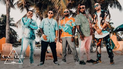 Daddy Yankee Ft. Play-N-Skillz, Zion y Lennox – Bésame (Official Video)